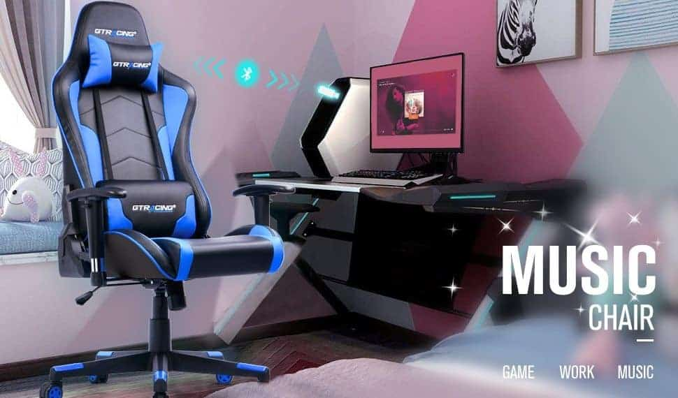 Best Gaming Chair with Speakers