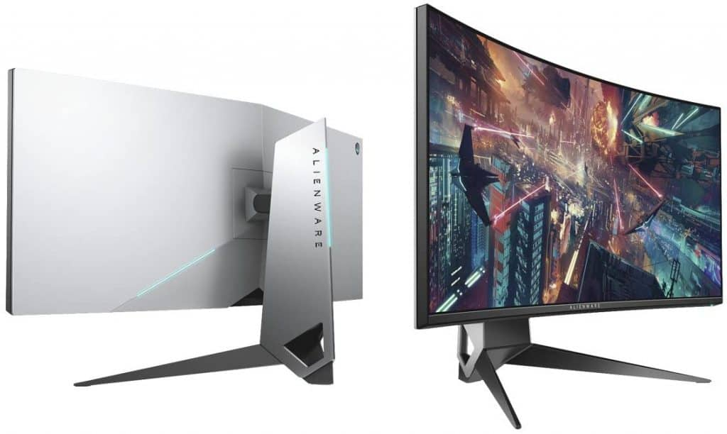 Alienware AW3418DW Curved Monitors for Gaming