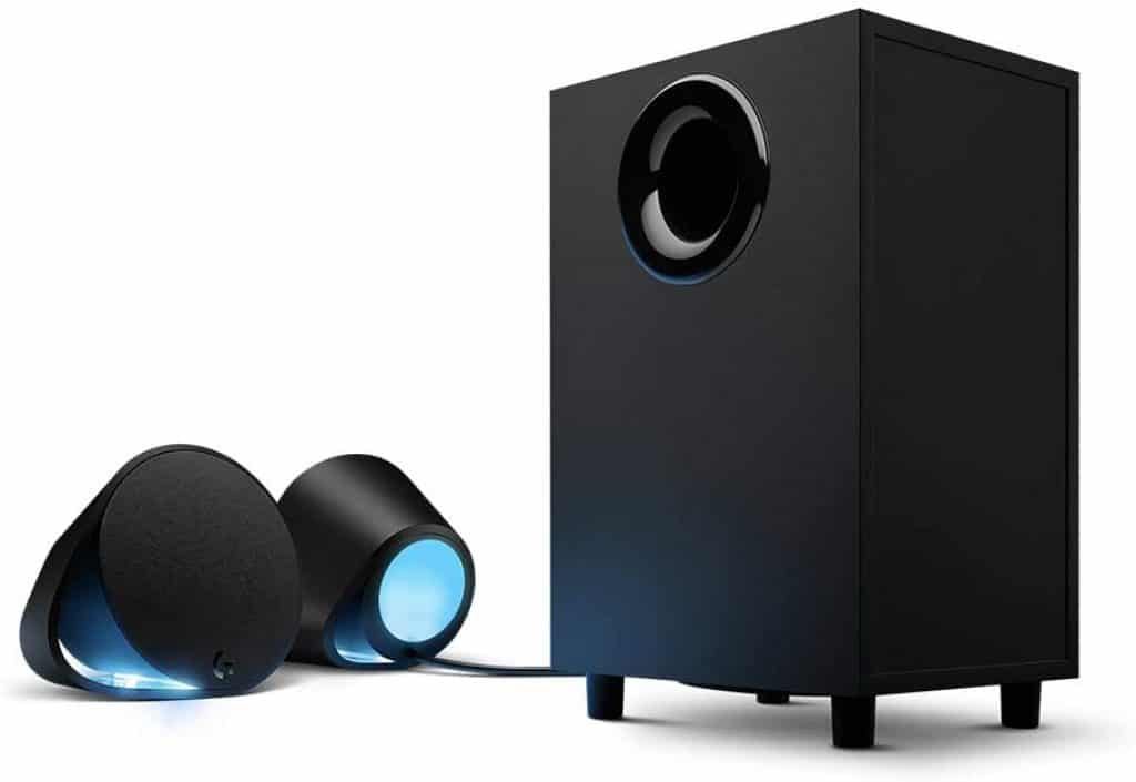 Logitech G560 LIGHTSYNC best PC Gaming speakers