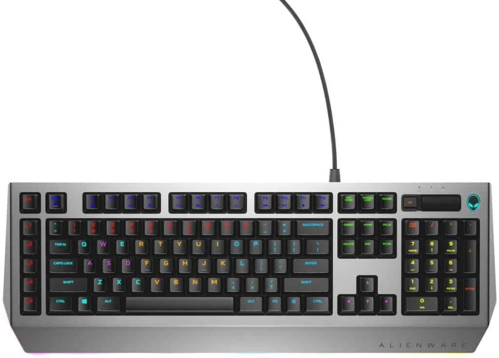 Dell Alienware Pro Gaming Mechanical Keyboard AW768