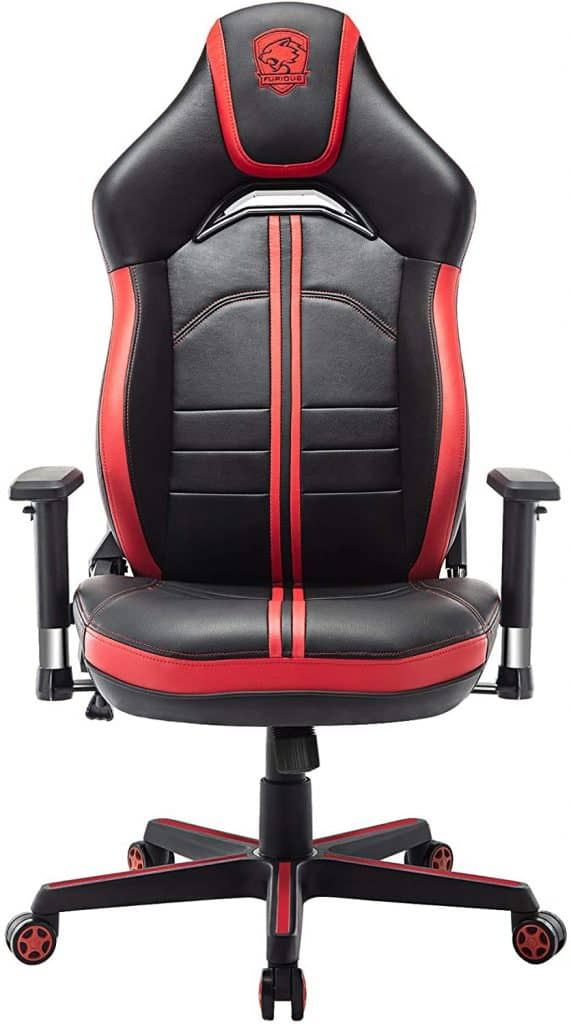 Furious Gaming Chair Racing Style High-Back