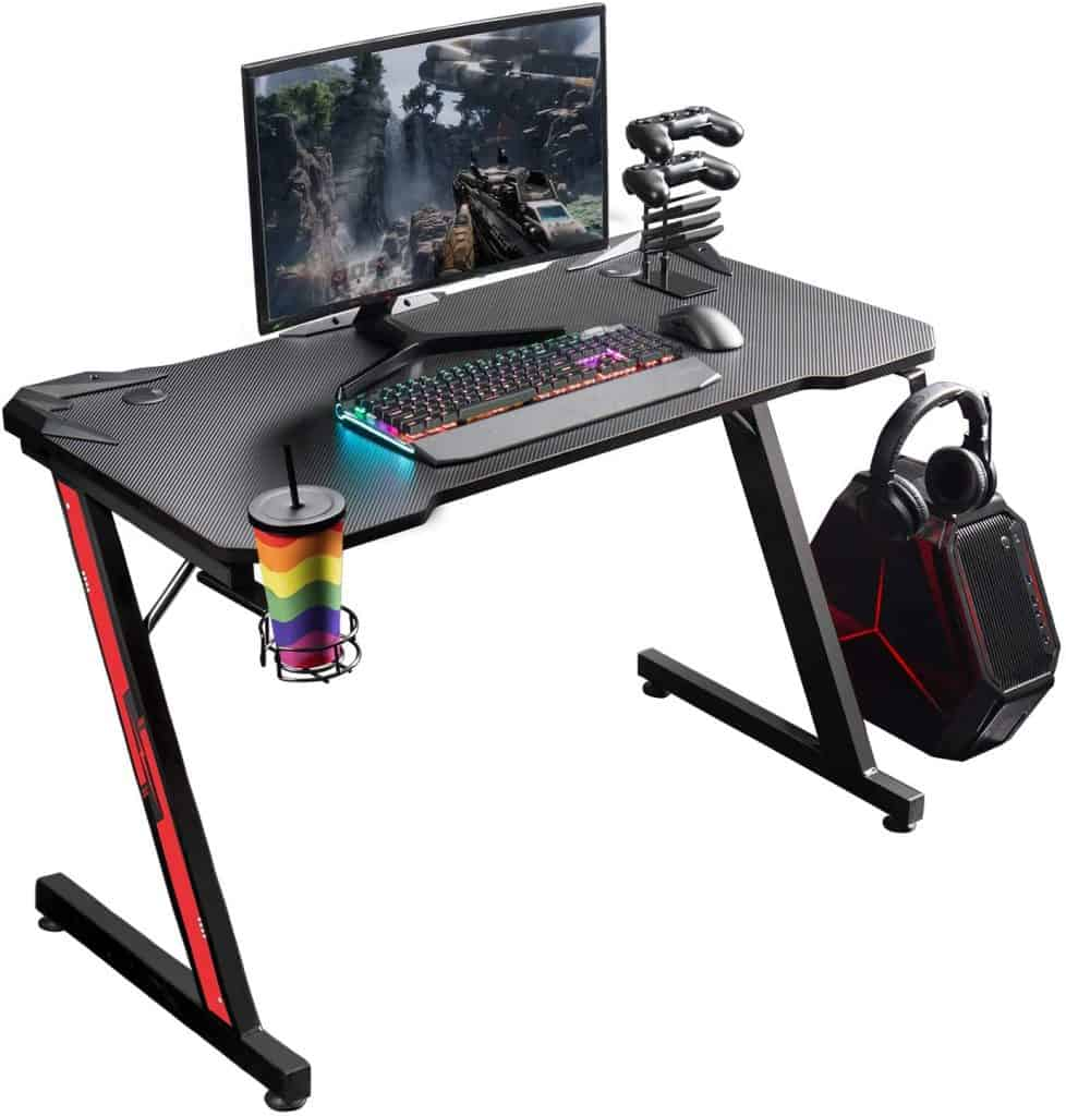 Homall Gaming Desk 43.6 inches