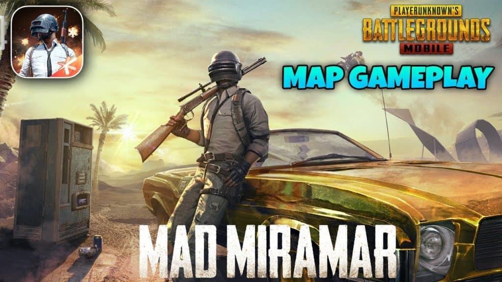 PUBG Moblie - Mad Miramar