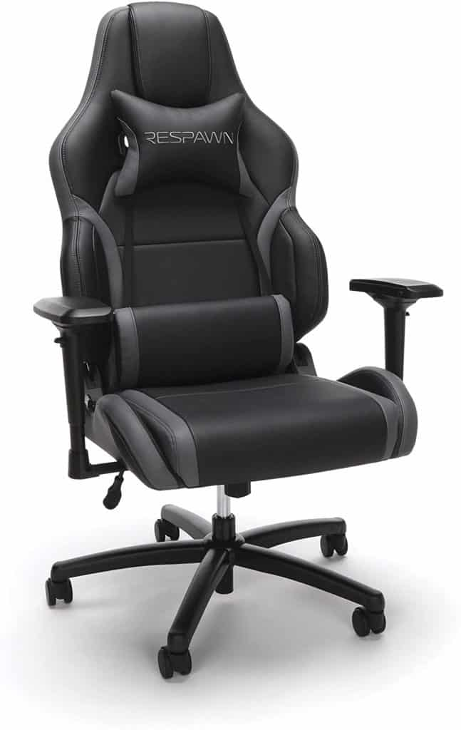 RESPAWN – 400 Lbs Big and Tall Racing Style Gaming Chair
