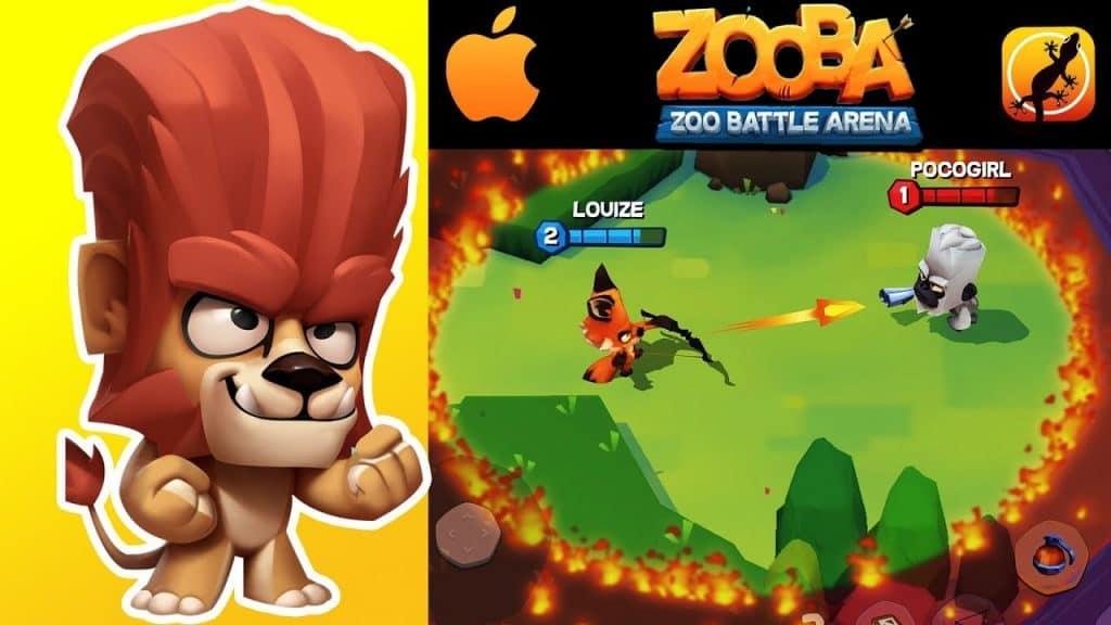 ZOOBA: Zoo Battle Royal Game