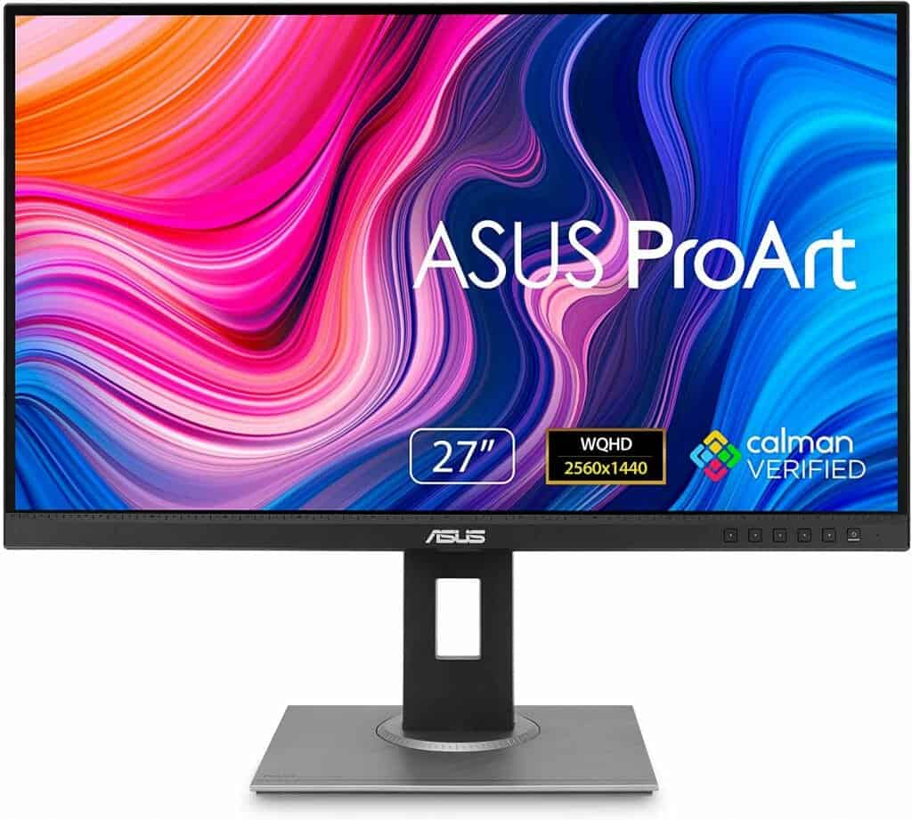 "ASUS ProArt Display PA278QV 27"" WQHD (2560 x 1440) Monitor"
