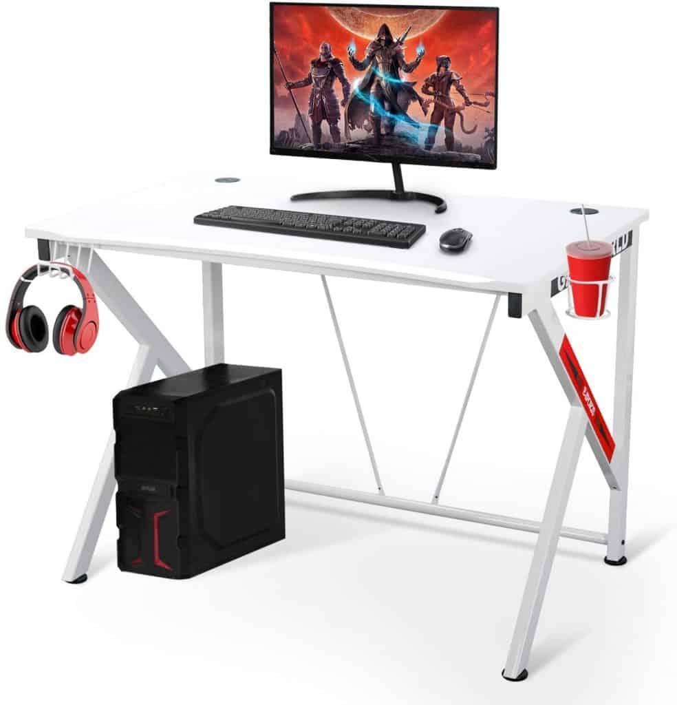 LYNSLIM Gaming Computer Desk