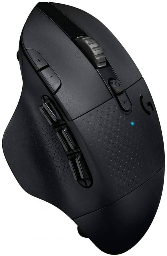 Logitech G604 Lightspeed Wireless Gaming