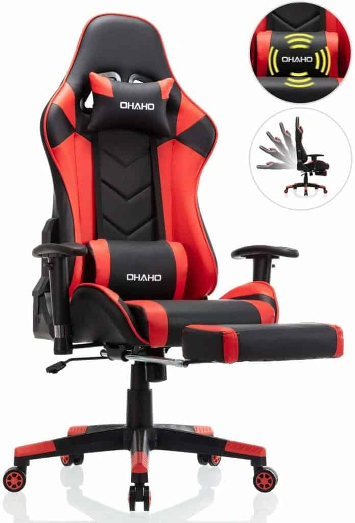 OHAHO Gaming Chair Racing Style