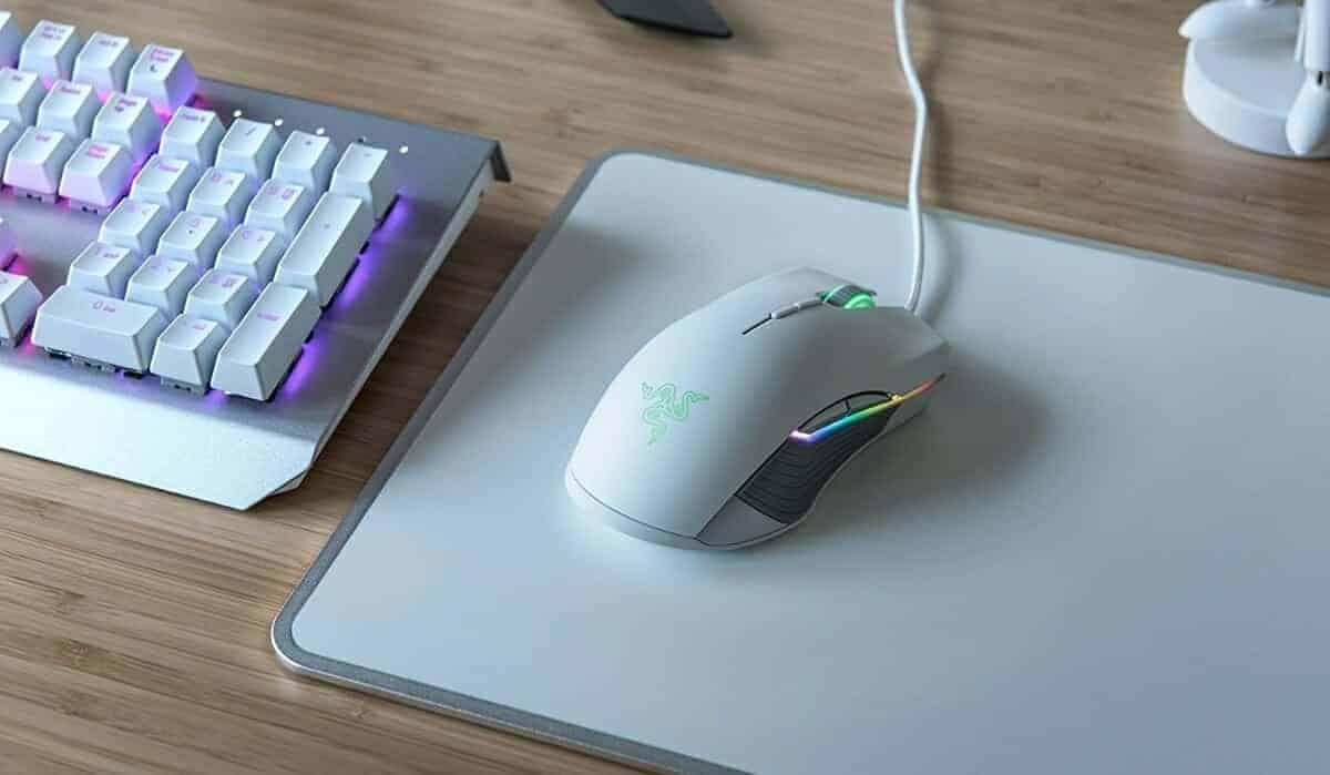 Razer Lancehead White Gaming Mouse
