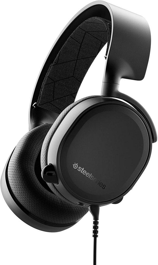 SteelSeries Arctis 3 - All-Platform Gaming Headsetset