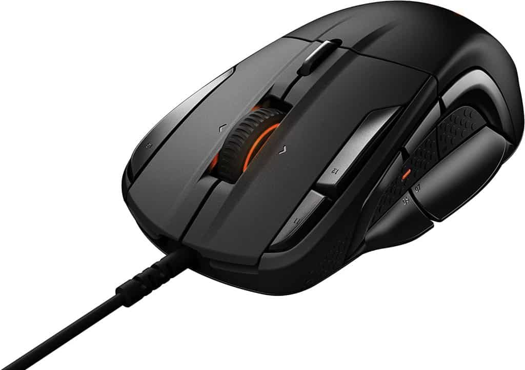 SteelSeries Rival 500 MMO 15-Button Gaming Mouse