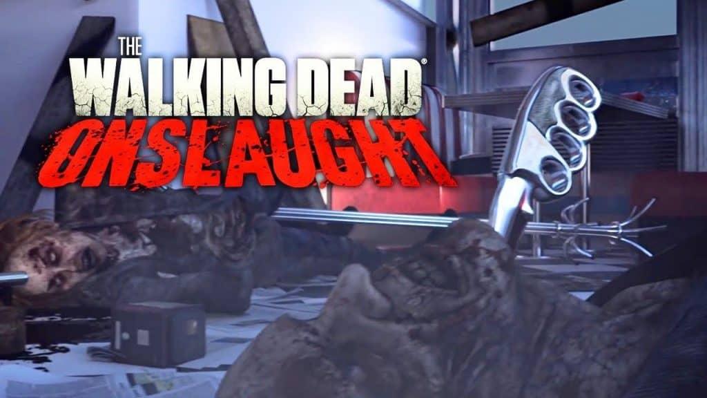 Walking Dead Onslaught