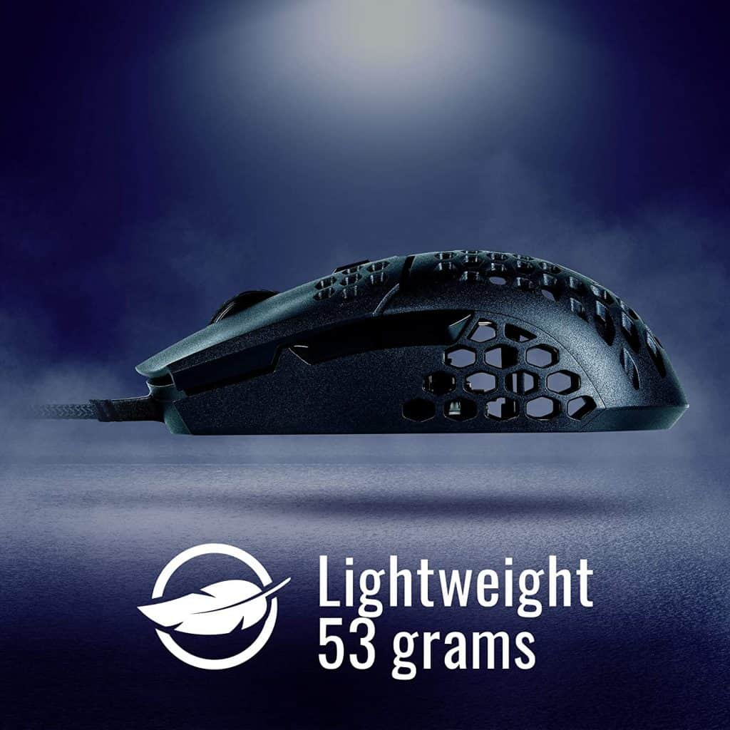 Cooler Master MM710 Gaming Mouse - 53g