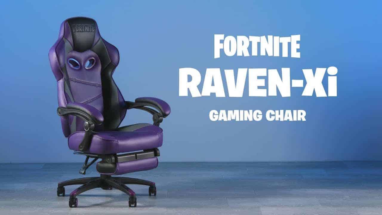 Purple gaming chairs