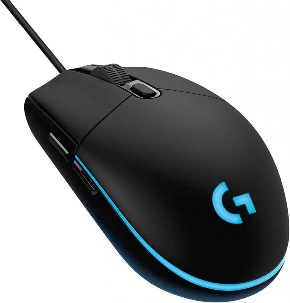 Logitech G203 Prodigy RGB Wired Gaming Mouse - 85g