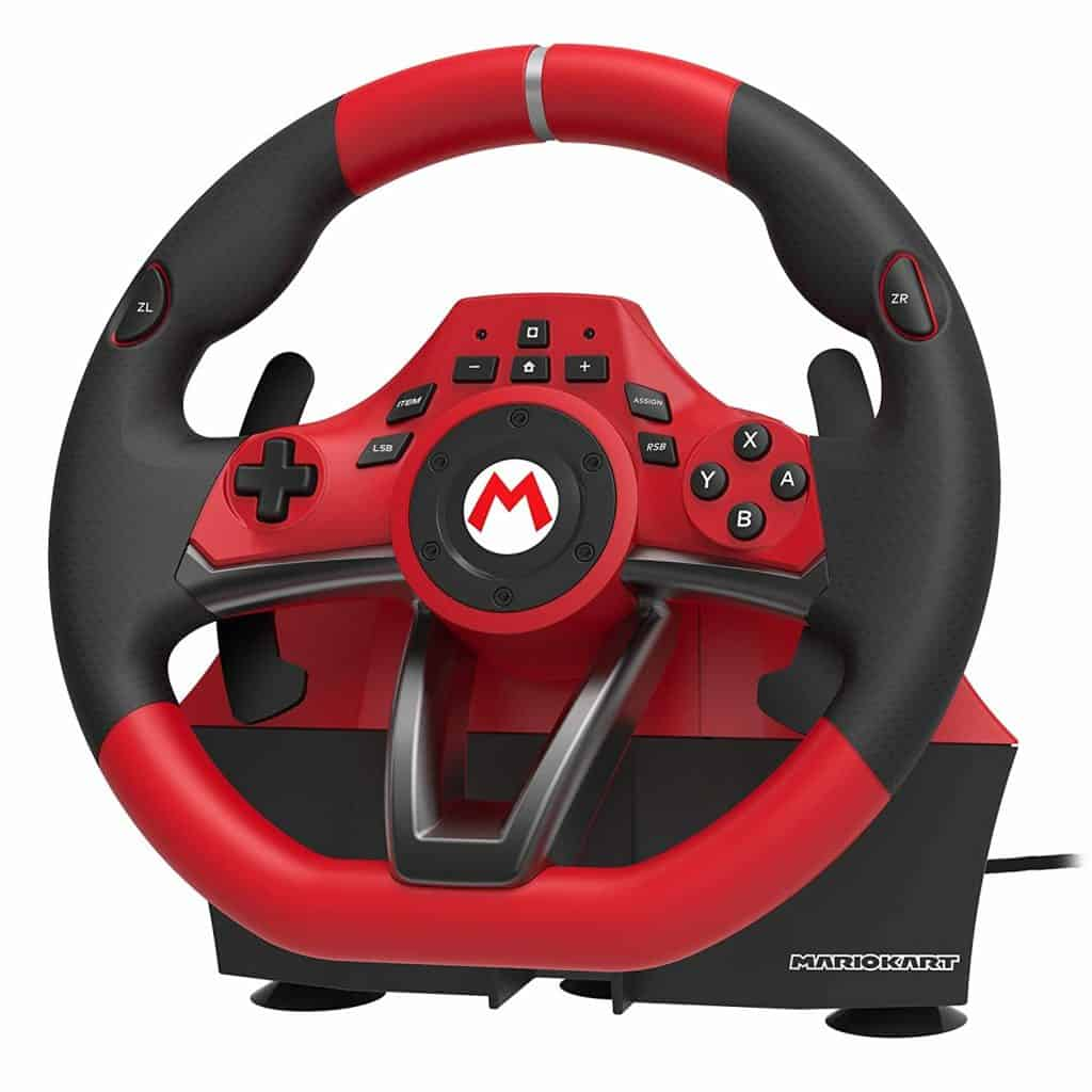 Nintendo Switch Mario Kart Racing Wheel Pro