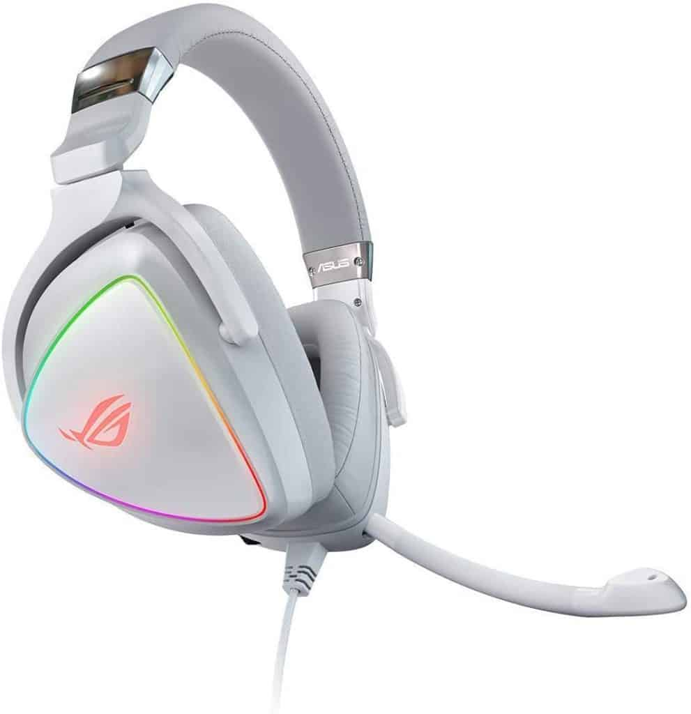 ASUS ROG Delta RGB White Gaming Headset