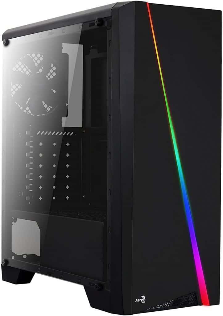 AeroCool Cylon RGB Minimalistic Mid Tower