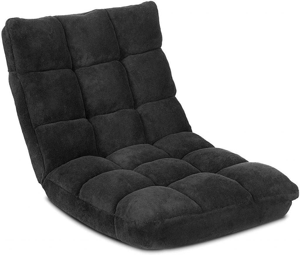 Giantex Floor Folding Gaming Sofa Chair