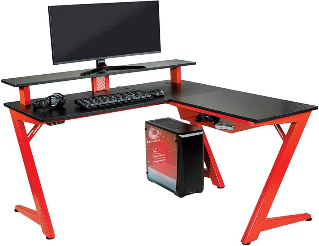 OSP Avatar Battlestation Gaming Desk