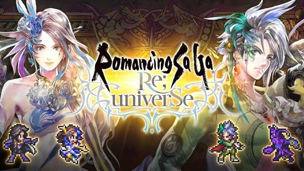 ROMANCING SAGA RE-UNIVERSE