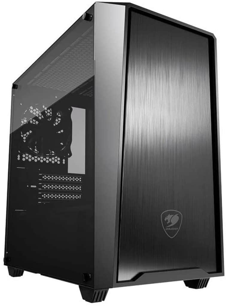 COUGAR MG130-G Compact Micro-ATX Gaming Case