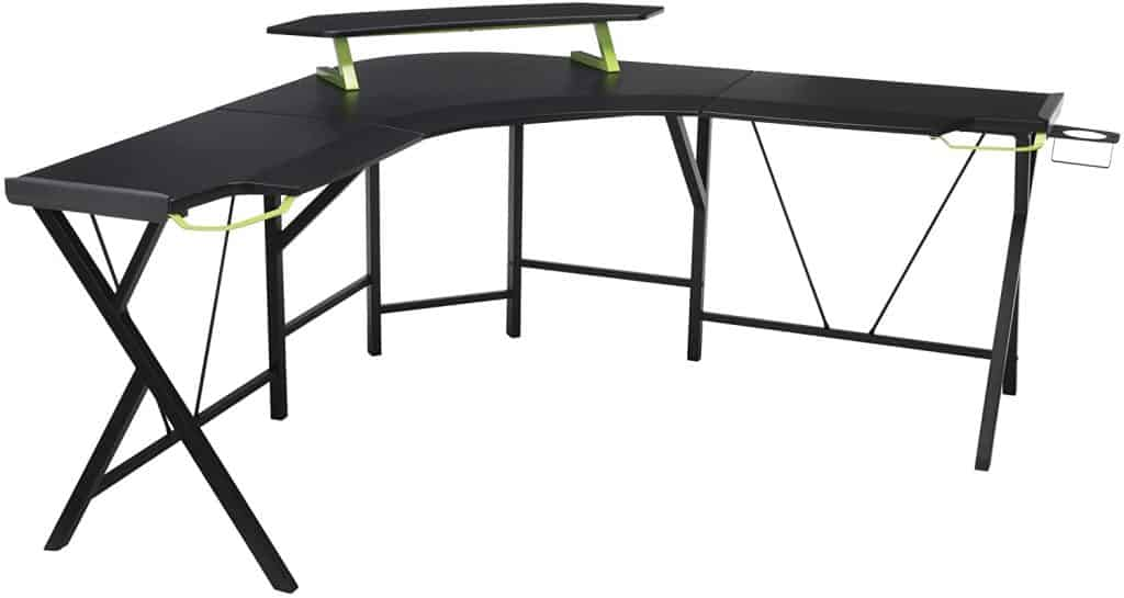 Respawn 2000 L Shaped Gaming Desk