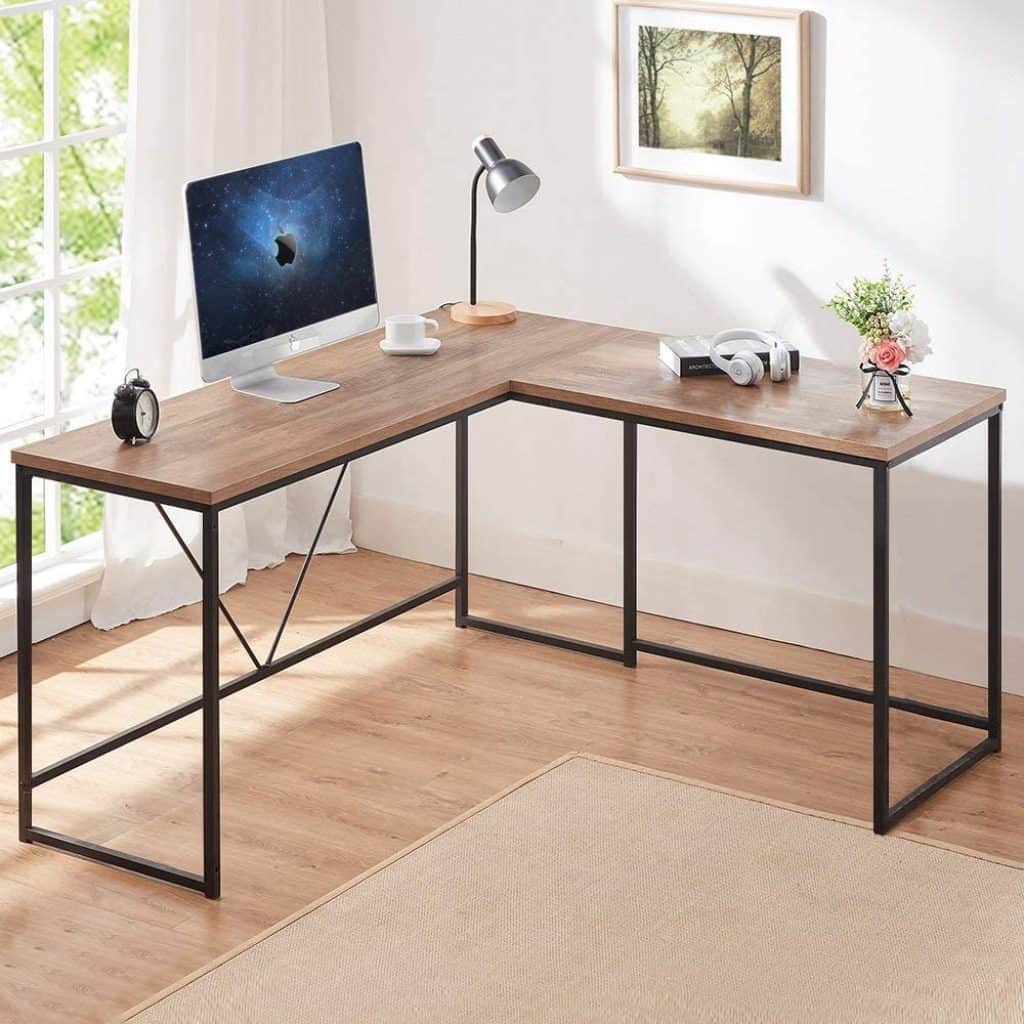 HSH L Shaped Computer Desk