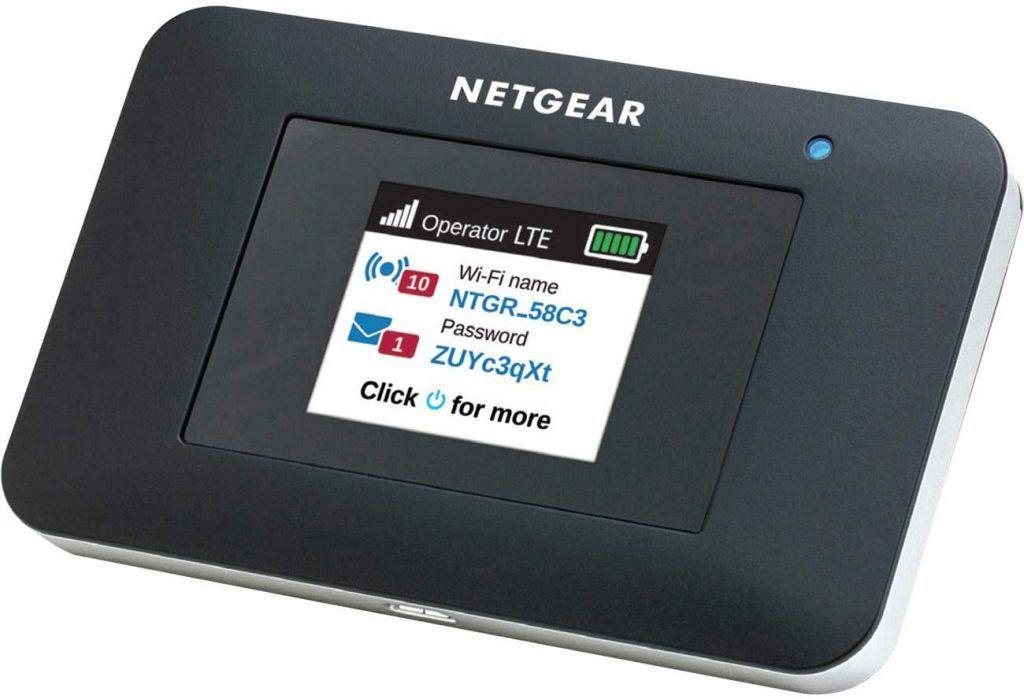 NETGEAR Mobile WiFi Hotspot AC797-100NAS