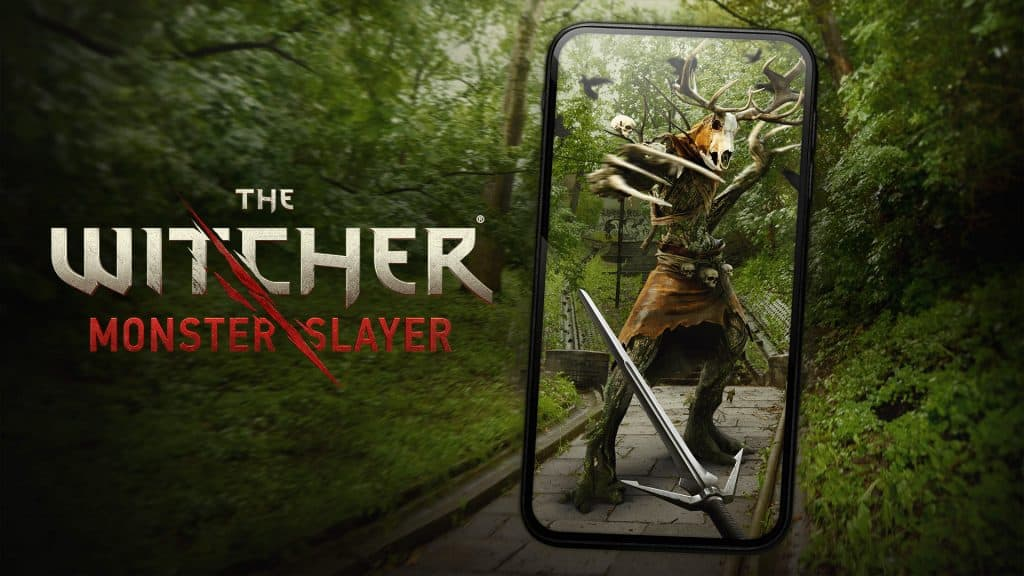 The Witcher - Monster Slayer