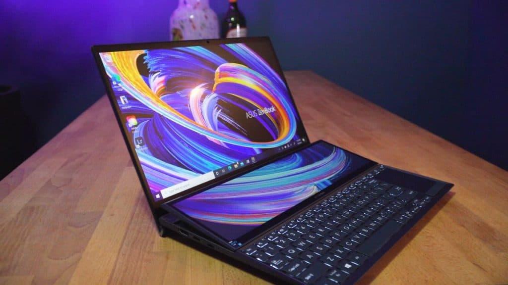 ASUS Zenbook Duo Dual Screen