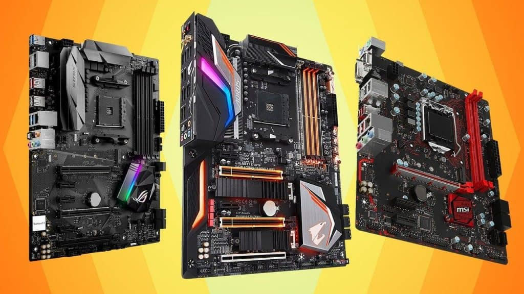 Motherboards 2021