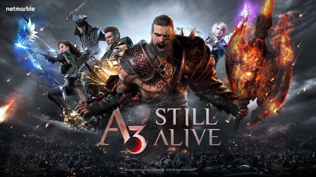 A3 - Still Alive