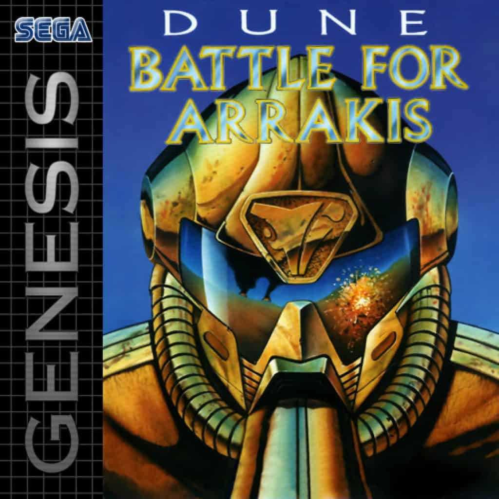 Dune II - Battle for Arrakis