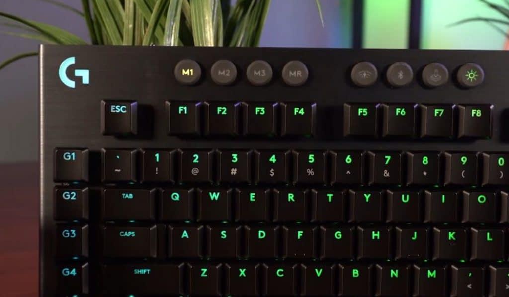 G915 Keys