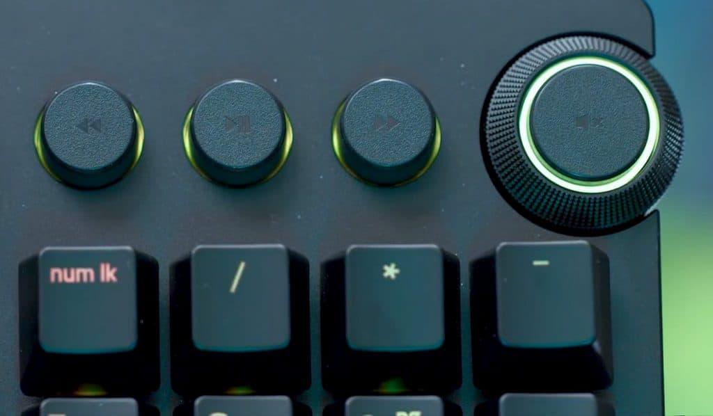 Razer Huntsman Elite Keys