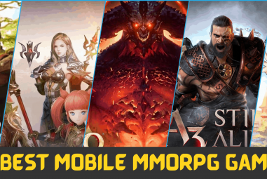 10 Best Mobile MMORPG Games of 2021! Android & IOS