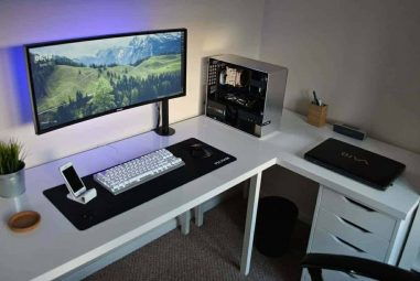 Top 12 Best Corner L Shaped Gaming Desks in 2021