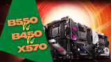 B550 vs B450 vs X570 – Which One to Buy?