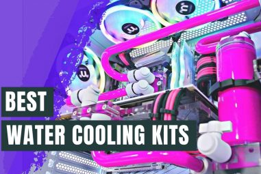 4 Best Water Cooling Kits for Gaming PC 2021