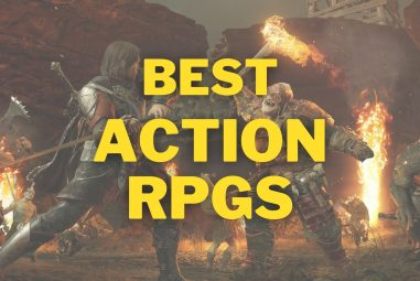 10 Best Action RPGs To Play On PC