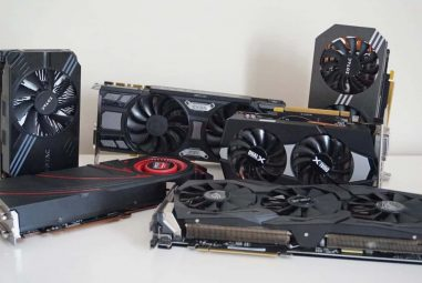 4 Best Graphics Cards Under $100