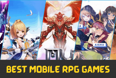 10 Best Mobile RPG Games of 2021! Android & iOS