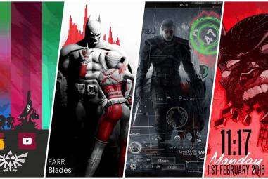 20 Best Rainmeter Skins for Gamers