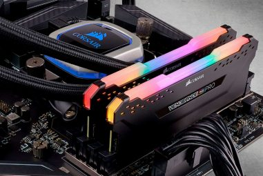 The Corsair Vengeance RGB Pro Review