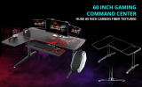 Top 10 Best Gaming Desks With Pullout Keyboard Tray 2021