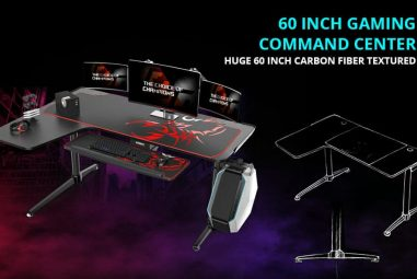 8 Best Gaming Desks With Pullout Keyboard Tray 2021