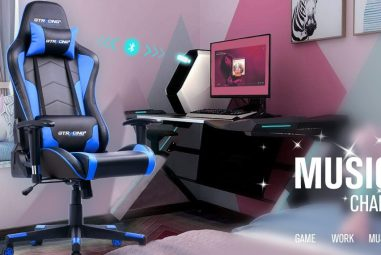 Top 5 Best Gaming Chairs With Speakers 2020