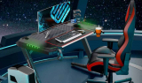 8 Best Gaming Desks with LED Lights